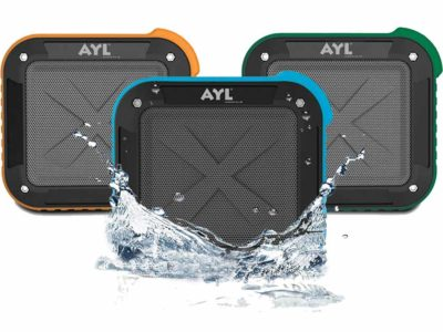 AYL Portable Shower Speaker