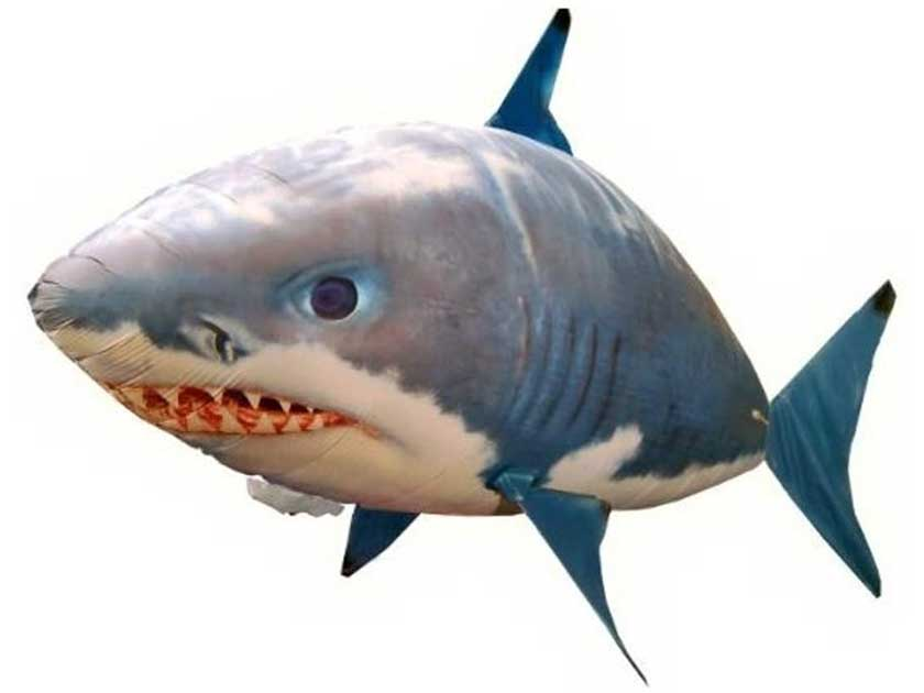 Air Swimmers Inflatable Flying Shark