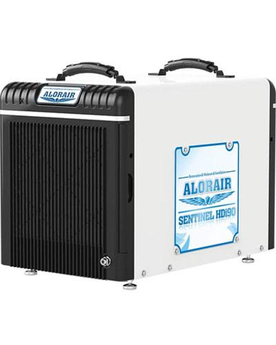 AlorAir 90 Pint Basement Dehumidifier