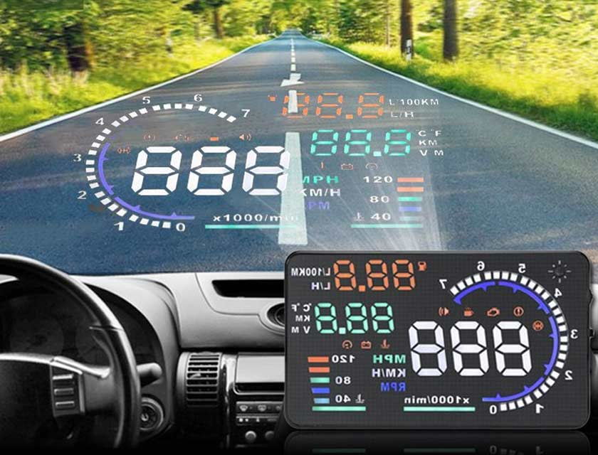 Autolover Head Up Display