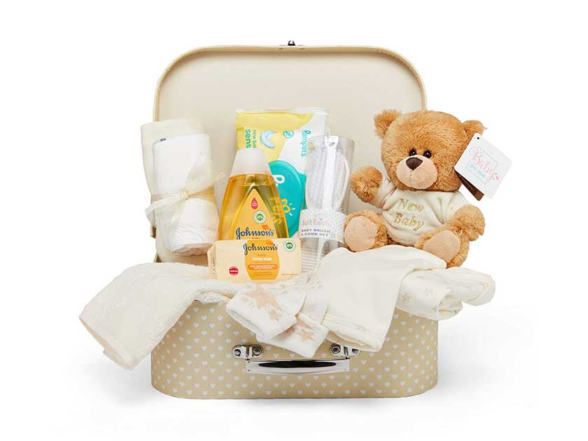 Baby Box Shop Newborn Baby Gift Set