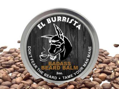 Badass Beard Care Beard Balm