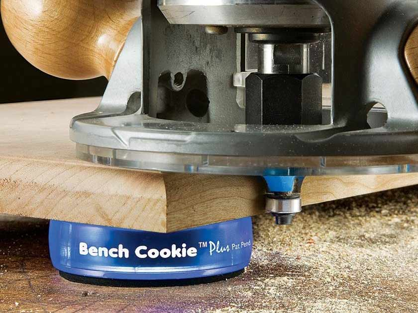 Bench Cookie