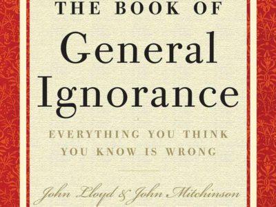 Book Of General Ignorance