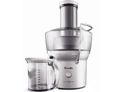 Breville Compact Juice Fountain (BJE200XL)
