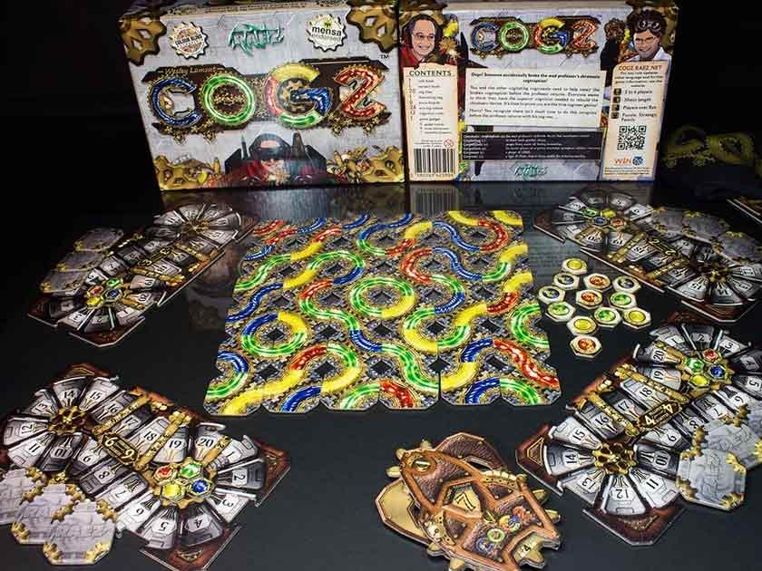 COGZ board game
