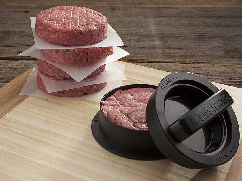 Cuisinart CSBP-100 3-in-1 Stuffed Burger Press