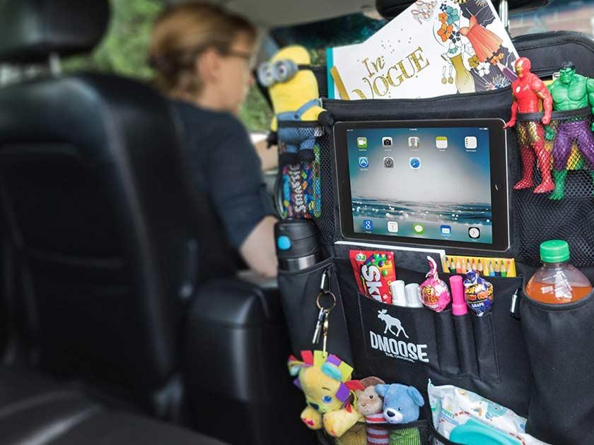 DMoose Car Backseat Organizer