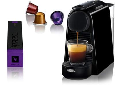 DeLonghi EN85B Nespresso Essenza