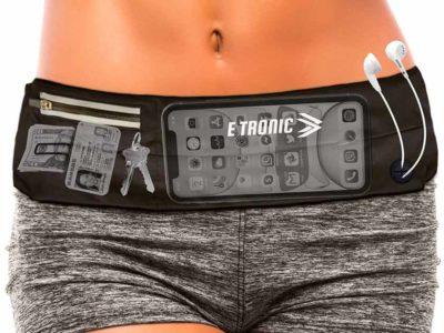 E-Tronic Edge Running Belt