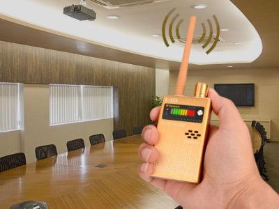 Eilimy Anti-Spy RF detector