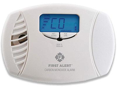 First Alert CO615