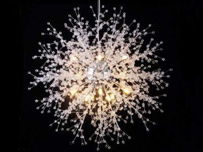 GDNS Firework Led Chandelier