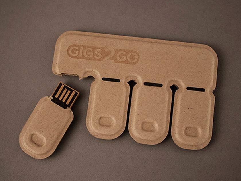 Gigs2Go Flash Drive