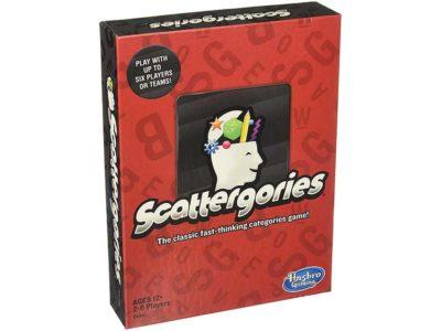 Hasbro Scattergories Board Game