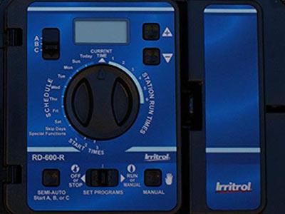 Irritrol RD600-EXT-R
