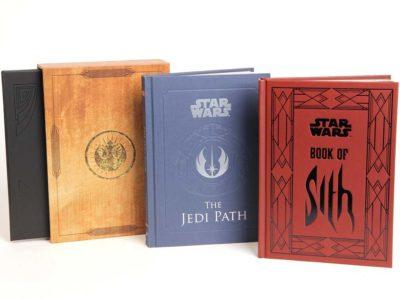 Jedi Path and Book of Sith Deluxe Box Set