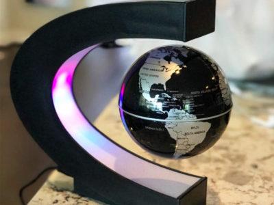 MOKOQI Magnetic Floating Globe