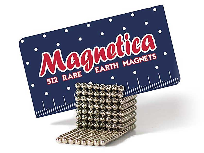 Magnetica Buildable Magnets