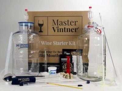 Master Vintner Wine Making Kit