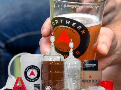 Northern BrewerDeluxe Homebrew Starter-Kit