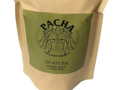 Pacha Guayusa Tea