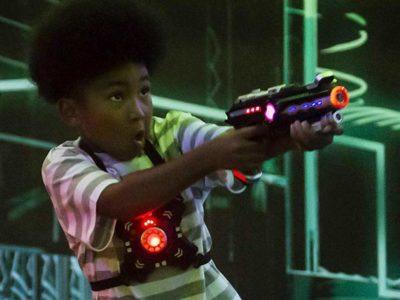 Power Tag Laser Gun Set