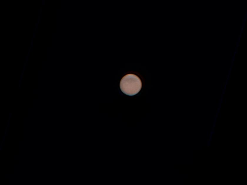 The Powerseeker captures Mars