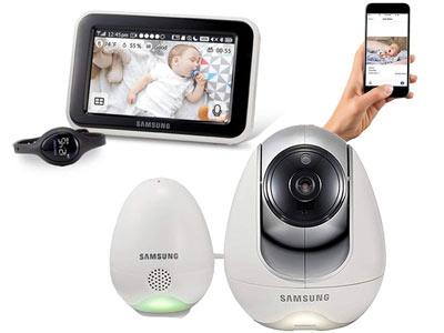 Samsung Wisenet BabyView