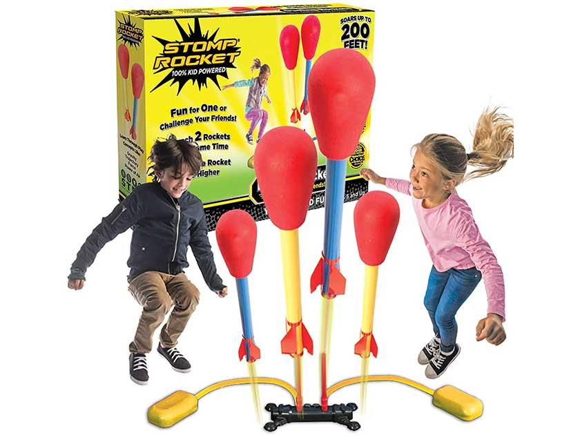 Stomp Rocket The Original Dueling Rockets Launcher