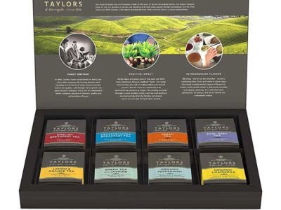 Taylors Of Harrogate Classic Tea Variety Box