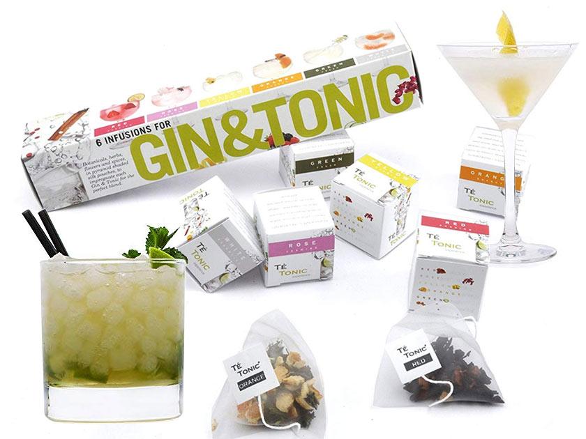 Te Tonic Gin Infusions