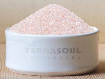 Terrasoul Superfoods Himalayan Pink Salt