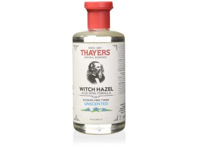 Thayers Alcohol-Free Unscented Witch Hazel Skin Toner