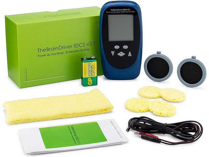 TheBrainDriver v2 tDCS Device