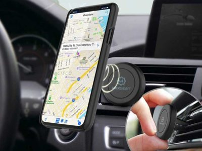 WixGear Magnetic Phone Mount Universal Air Vent Magnetic Phone Holder