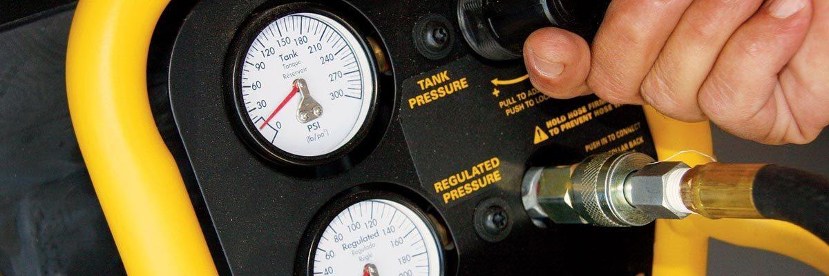 Air Compressor Detail