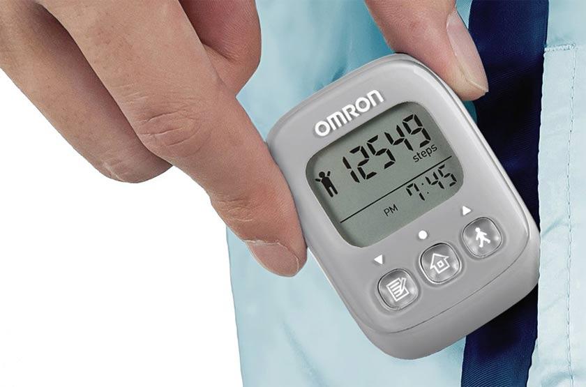 basic pedometer