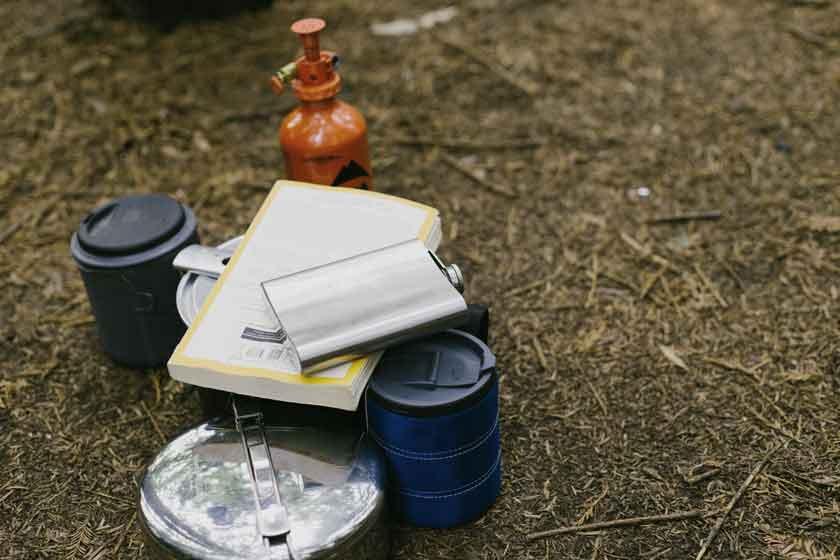 camping meal basics