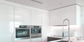 clean kitchen surfaces