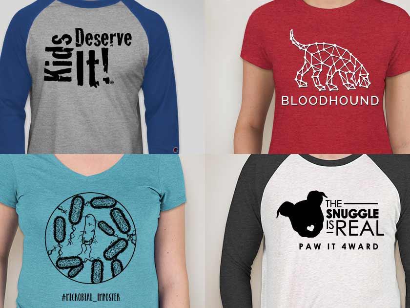 custom ink t-shirts