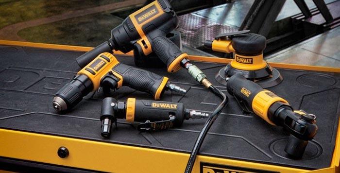 air tools for a compressor