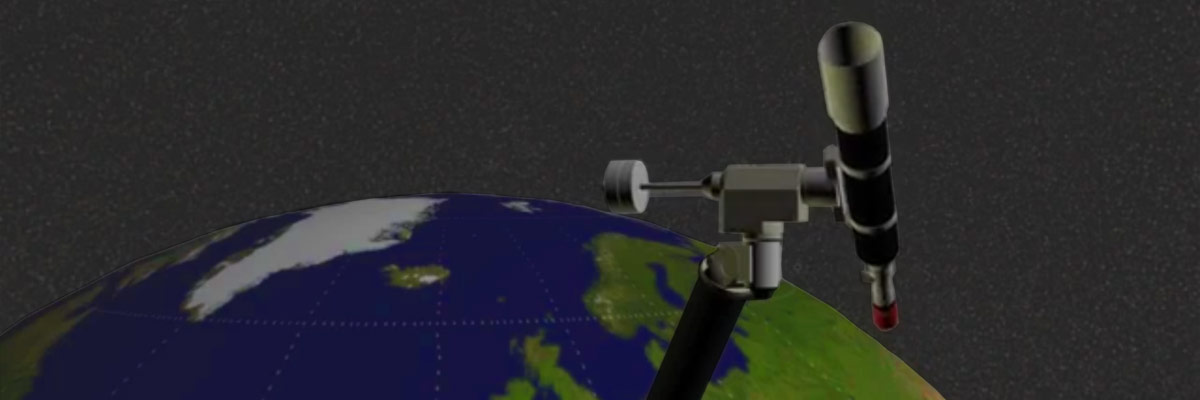equatorial mount functionality