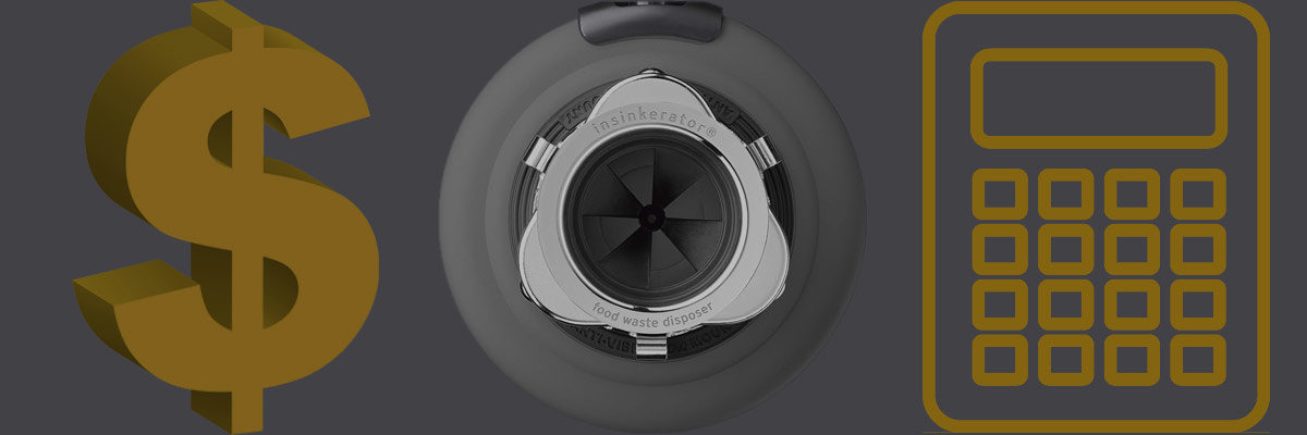 garbage disposal cost considerations