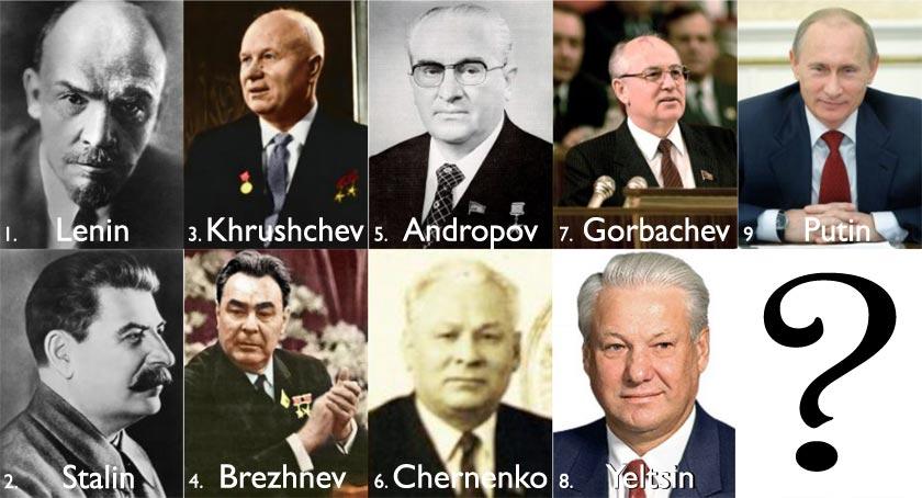hair styles in russian leaders