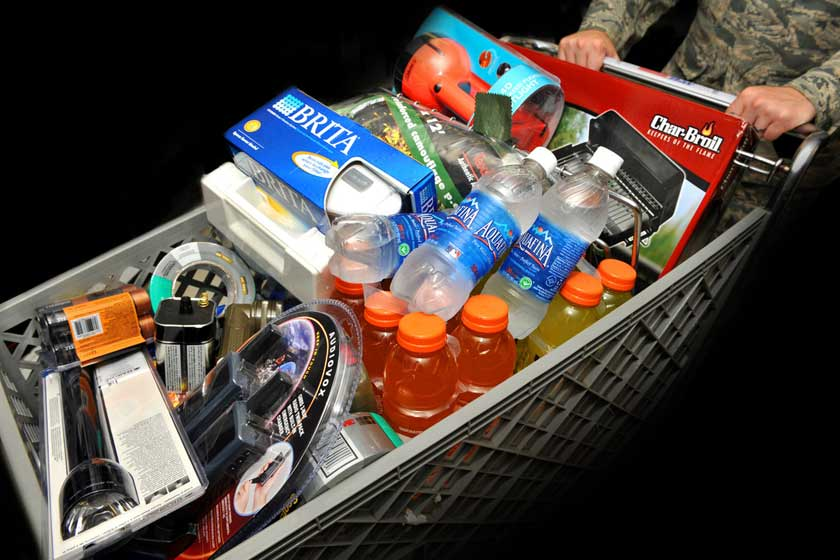 hurricane emergency kit
