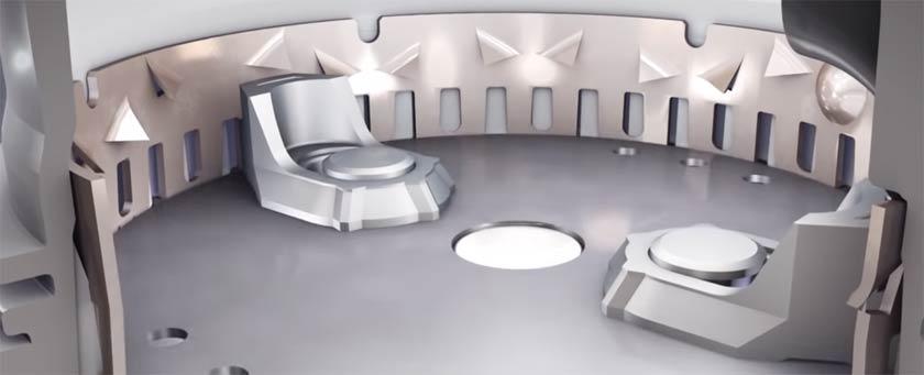 grinding wheel, impeller and shredder