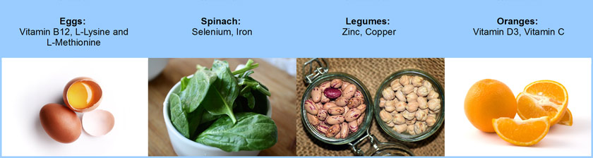 nutricious foods