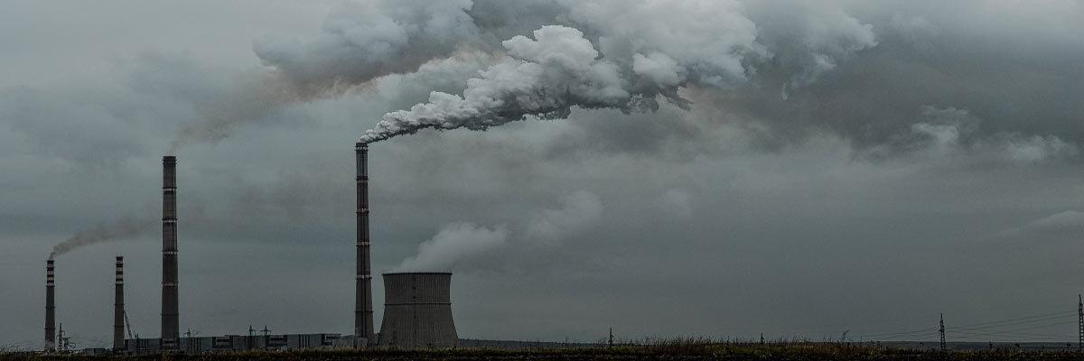 plants causing air pollution