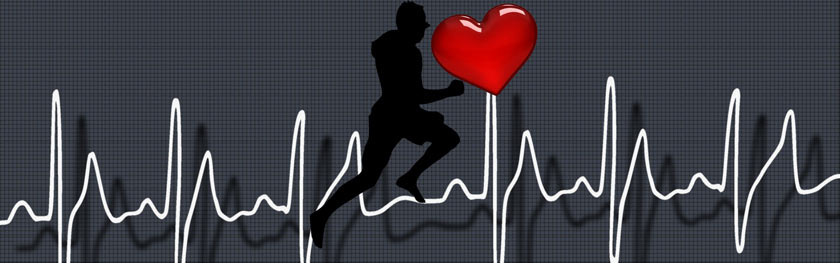 Expected heart rates for different ages and fitness levels